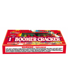 1in Boomer Cracker - Box 100/1
