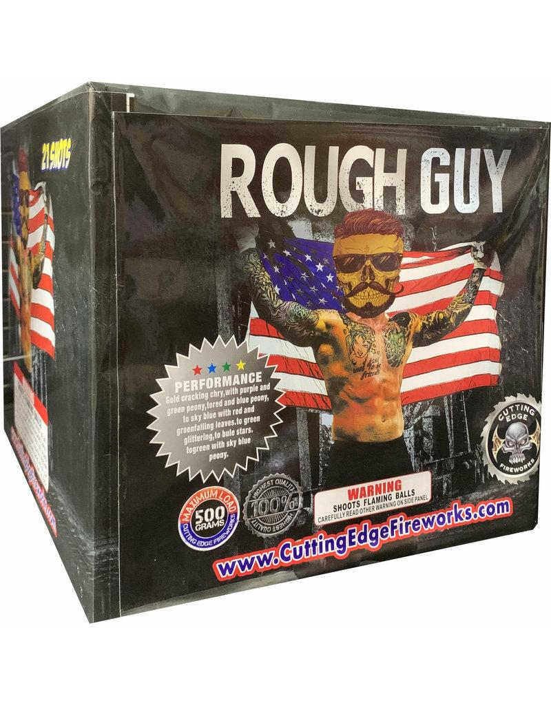 Cutting Edge Rough Guy