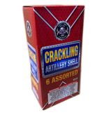 Cutting Edge Crackling Artillery Shell (Ball Canister) - Case 12/6