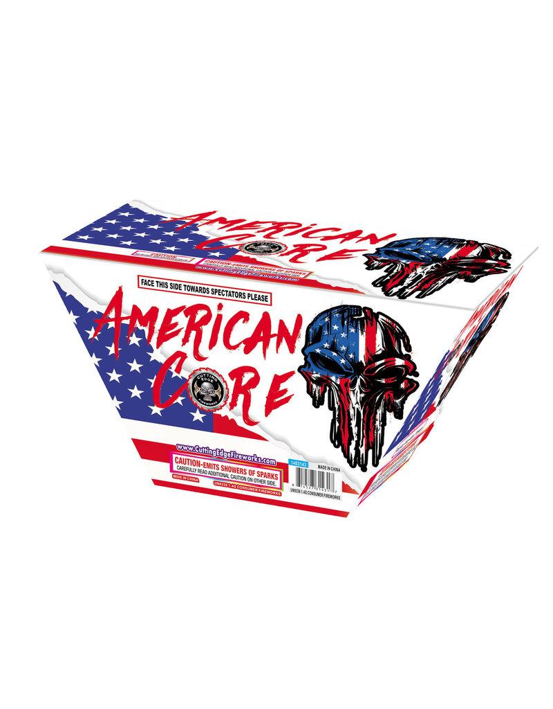 Cutting Edge American Core - Case 10/1
