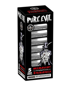 Pure Evil 60 Gram 5in Canister - Case 12/6