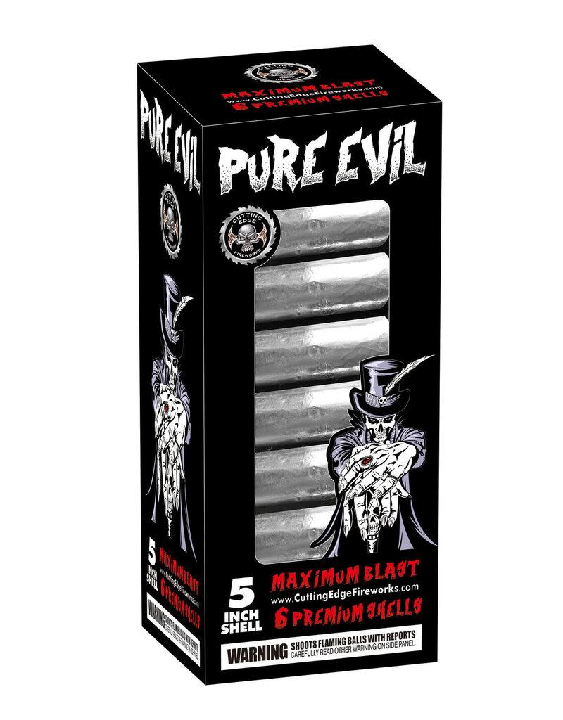 Cutting Edge Pure Evil 60 Gram 5in Canister - Case 12/6