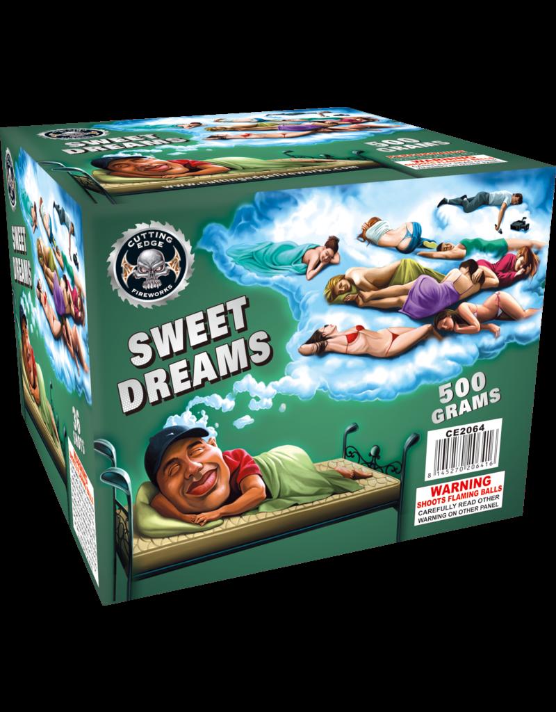 Cutting Edge Sweet Dreams - Case 4/1