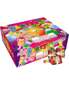 Champagne Party Poppers, CE - Box 72/1