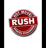 Rush Shipping Fee
