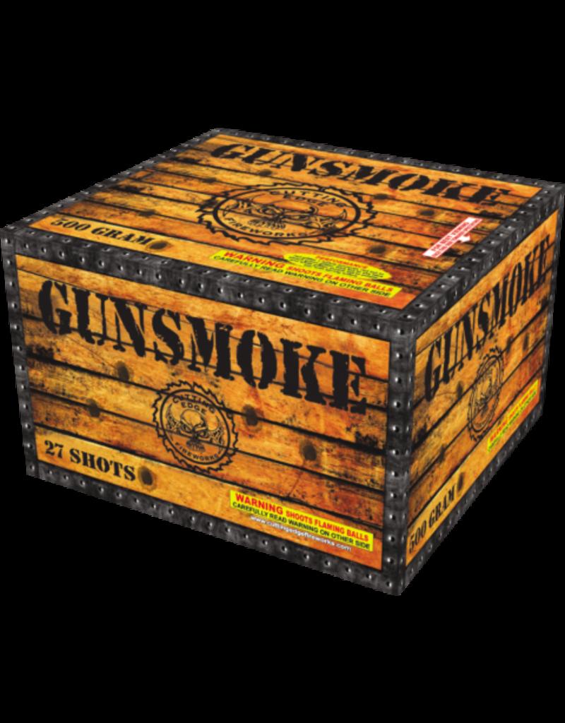 Cutting Edge Gunsmoke - Case 4/1