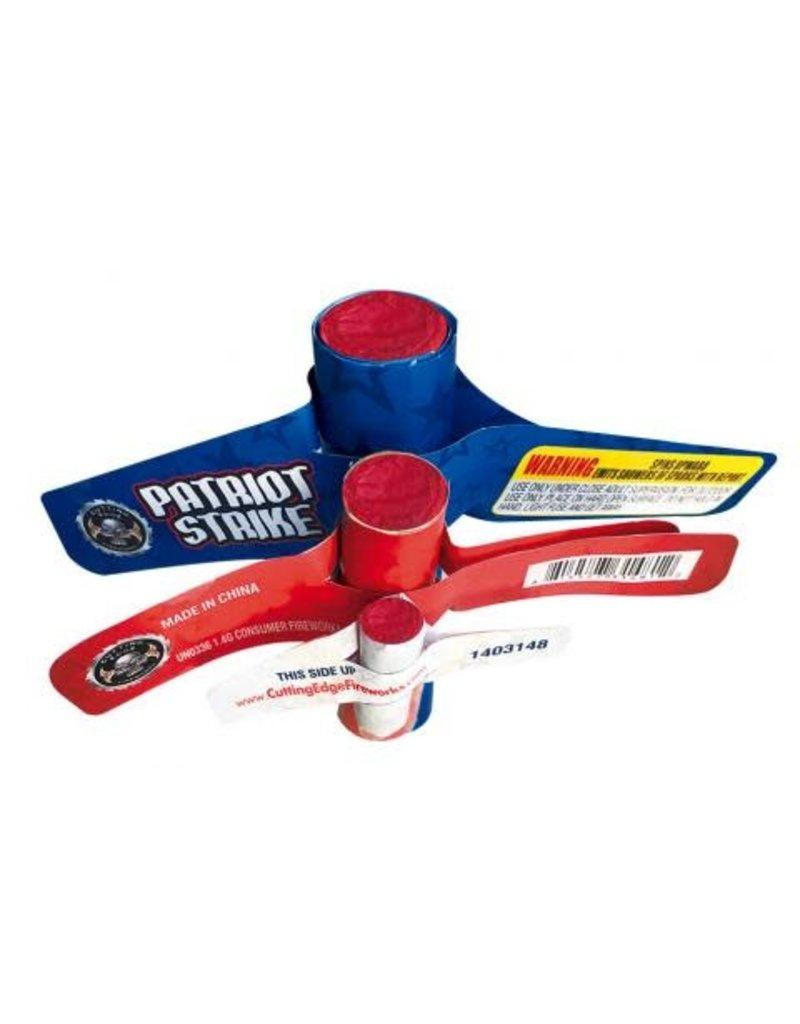 Cutting Edge Patriot Strike - Pack 4/1