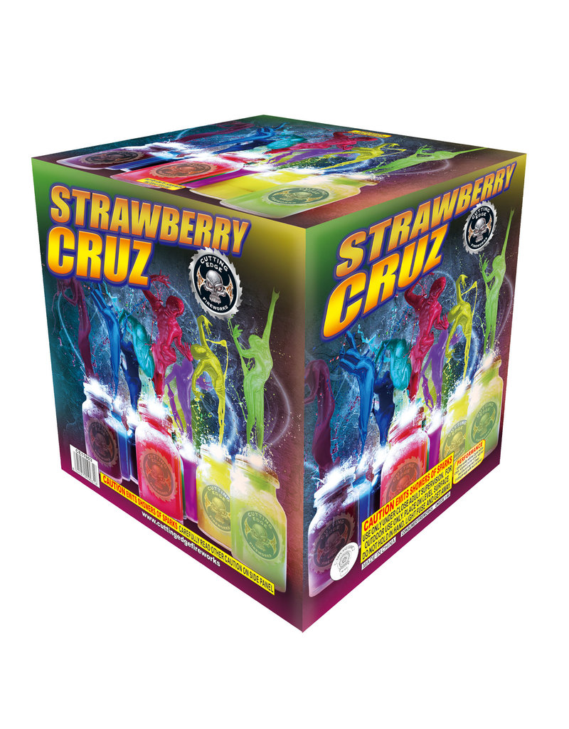 Cutting Edge Strawberry Cruz