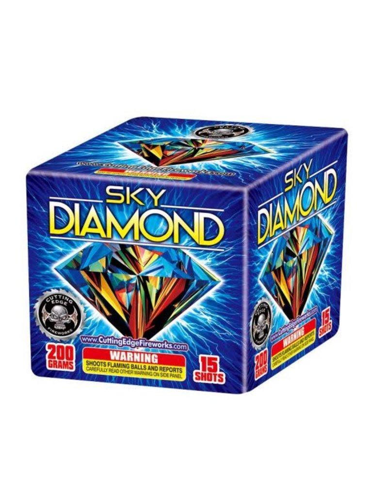 Cutting Edge Sky Diamond