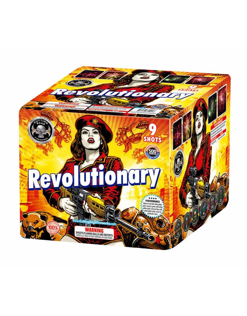 Cutting Edge Revolutionary - Case 4/1