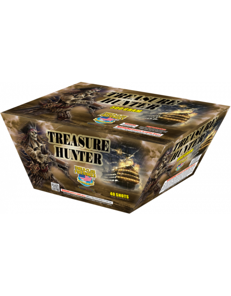 World Class Treasure Hunter - Case 2/1