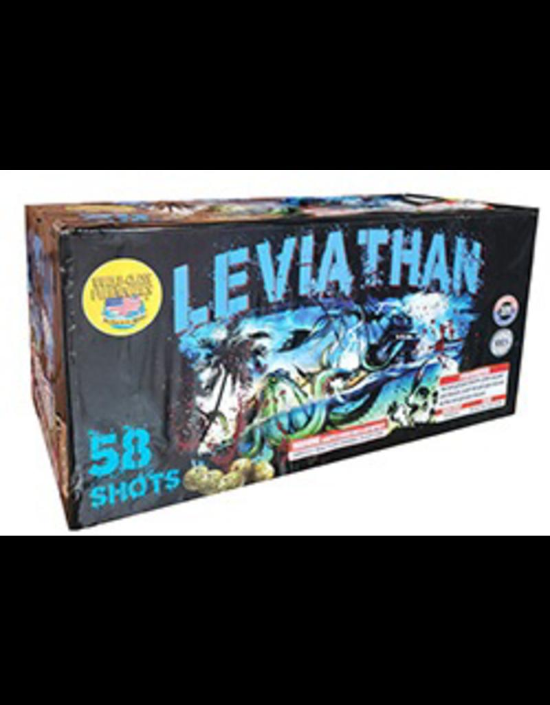 World Class Leviathan - Case 4/1