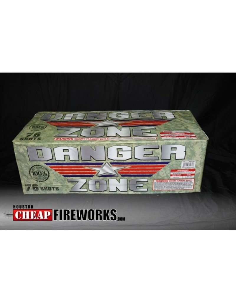 World Class Danger Zone - Case 2/1