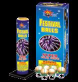 Boomer Festival Ball Super Color Burst - Case 12/6