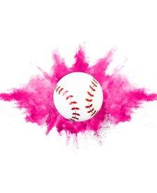 Gender Reveal Baseball - Pack 2/1