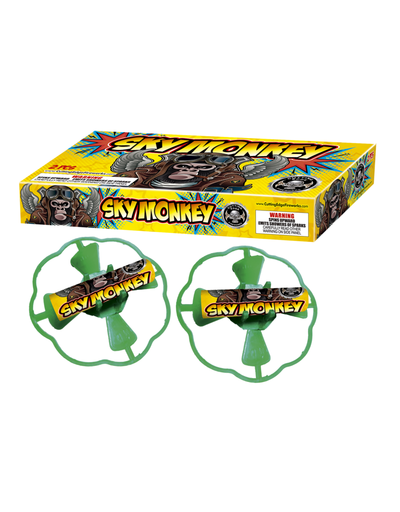 Cutting Edge Sky Monkey - Case 50/2