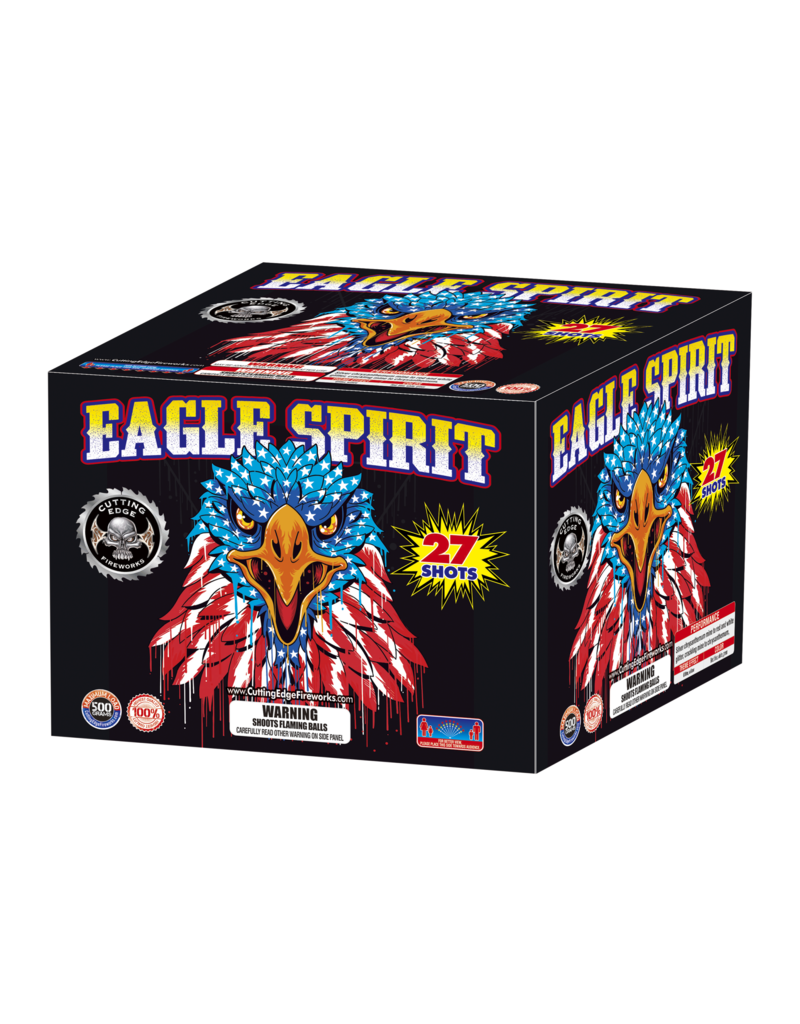 Cutting Edge Eagle Spirit - Case 4/1