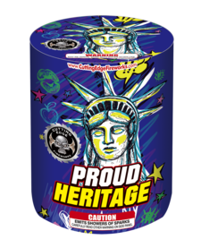 Proud Heritage - Case 24/1