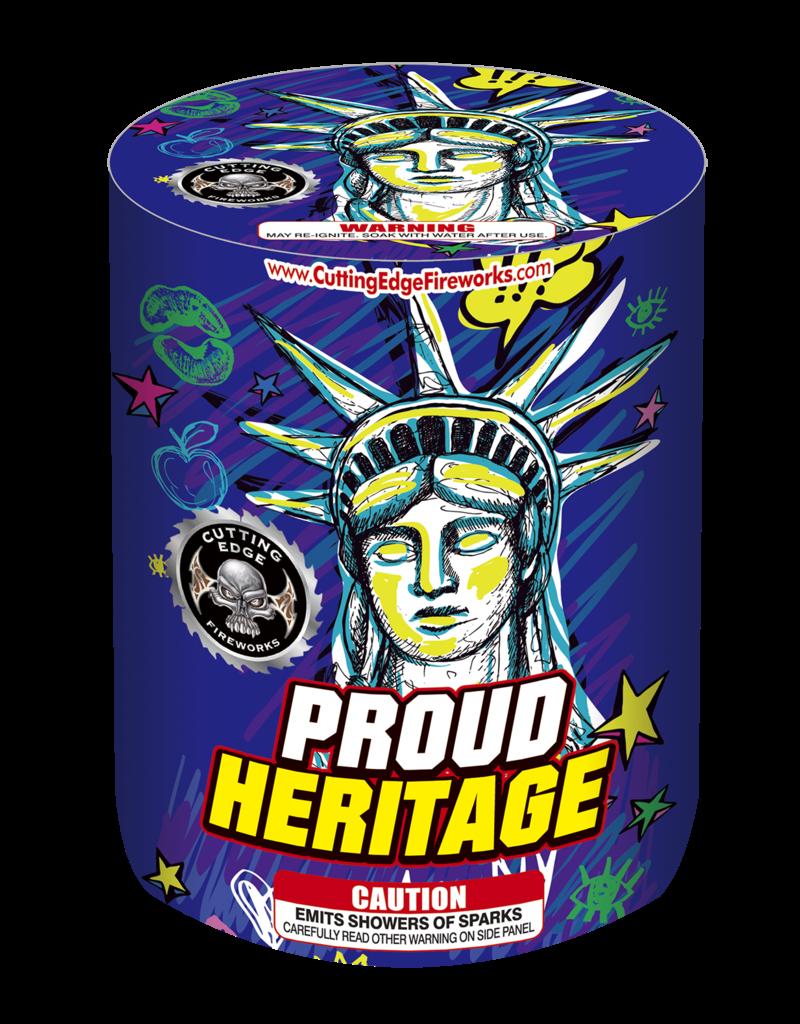 Cutting Edge Proud Heritage