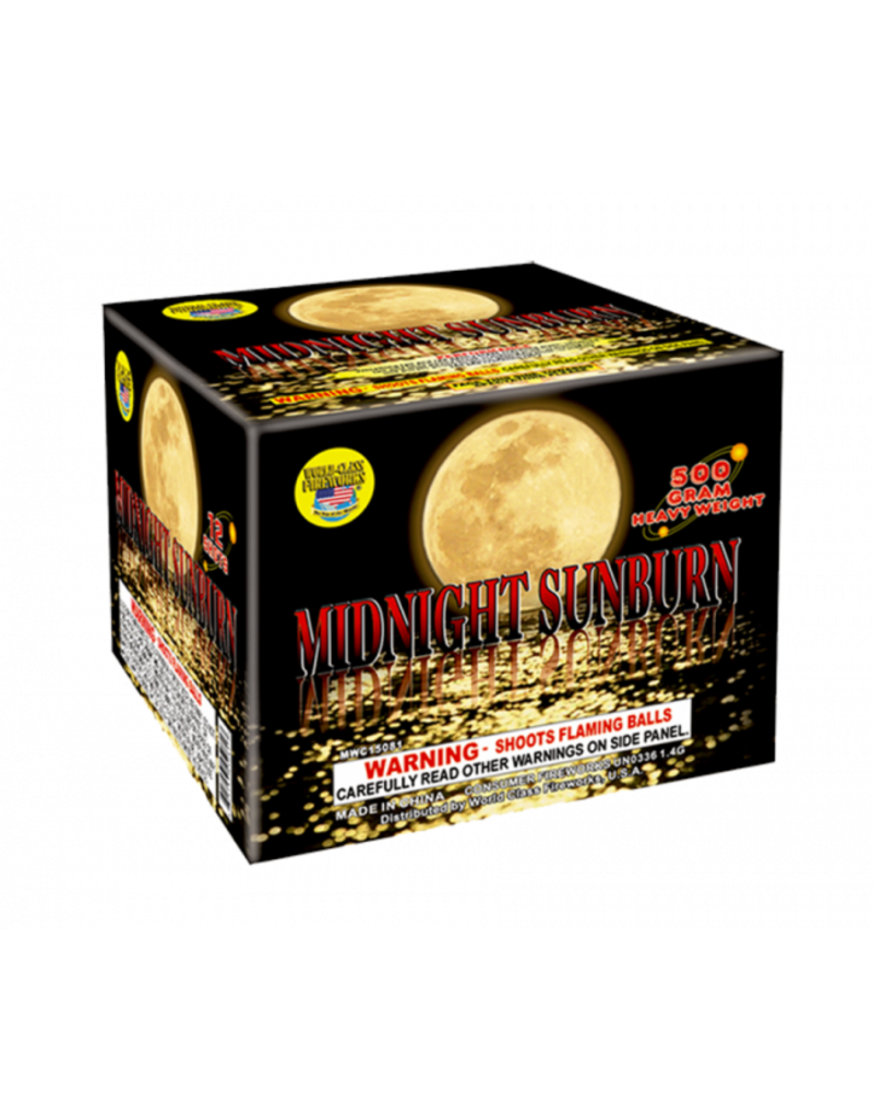 World Class Midnight Sunburn