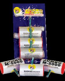 Jumbo M-5000 Silver - Pack 3/1