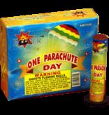 Boomer Single Day Parachute, BM - Pack 4/1