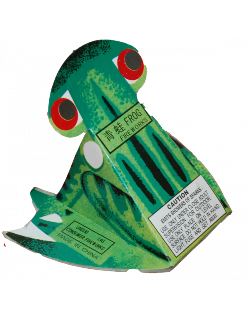 Boomer Frog