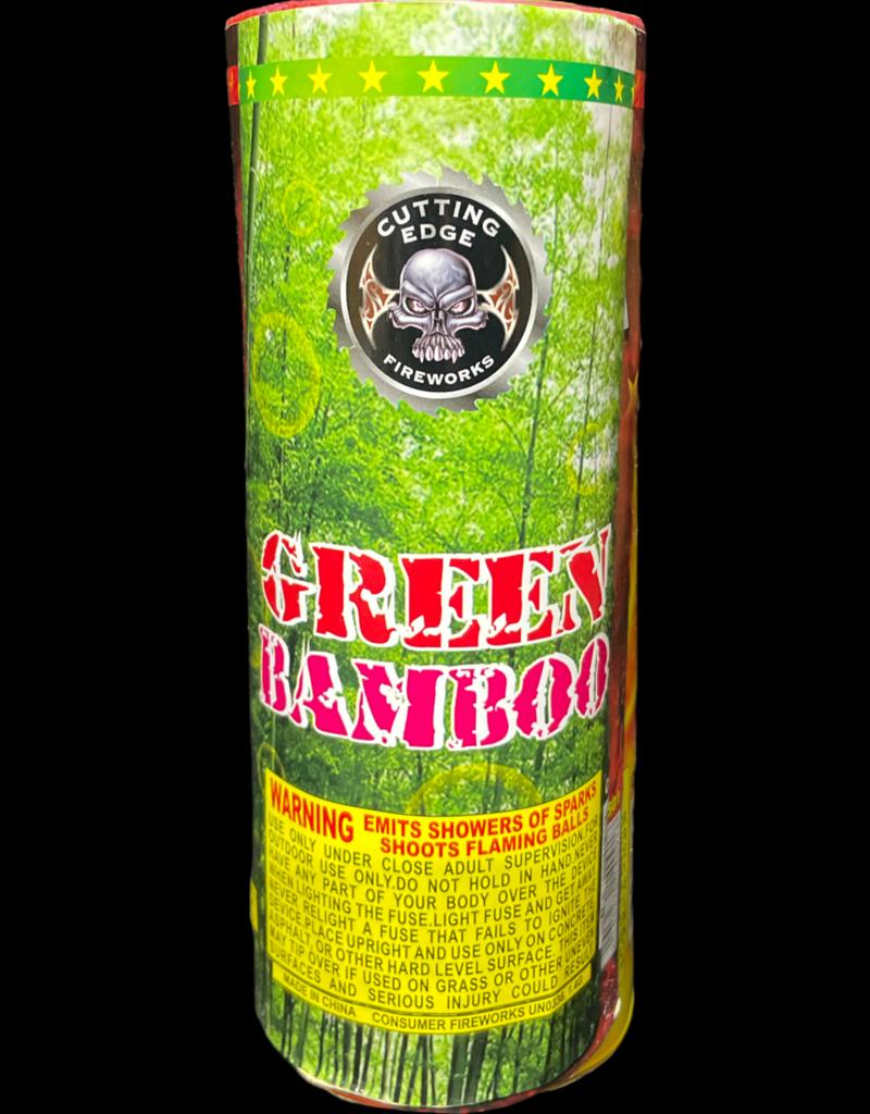 Cutting Edge Green Bamboo HN68, CE