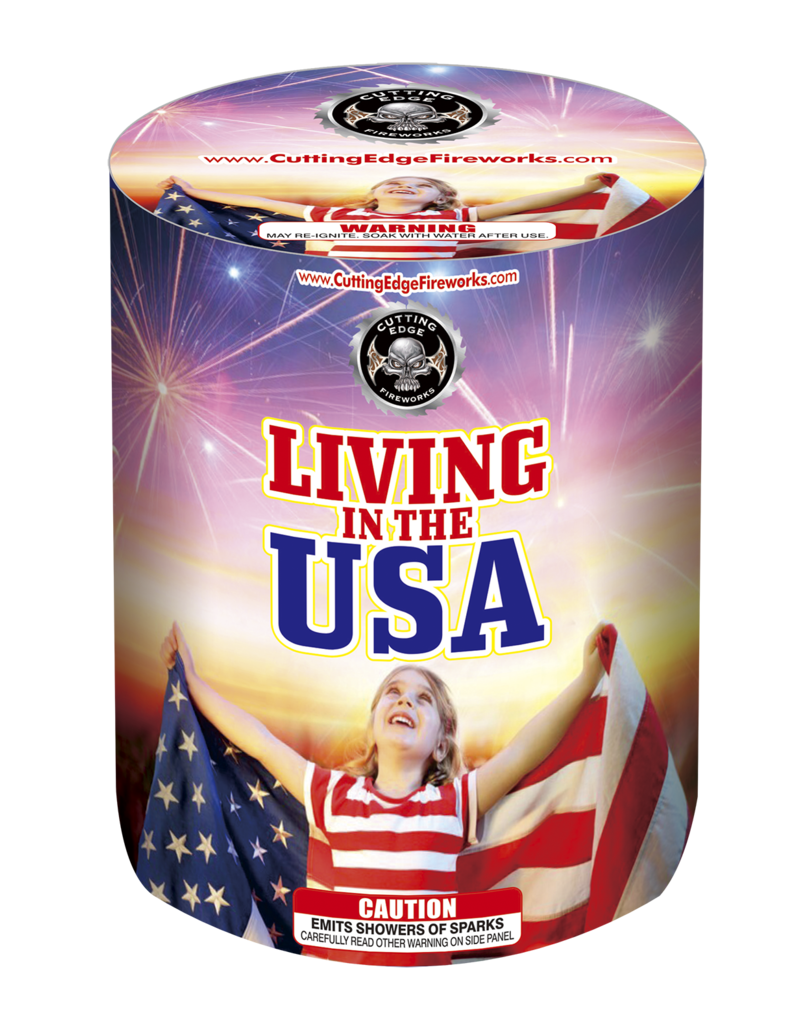 Cutting Edge Living in the USA