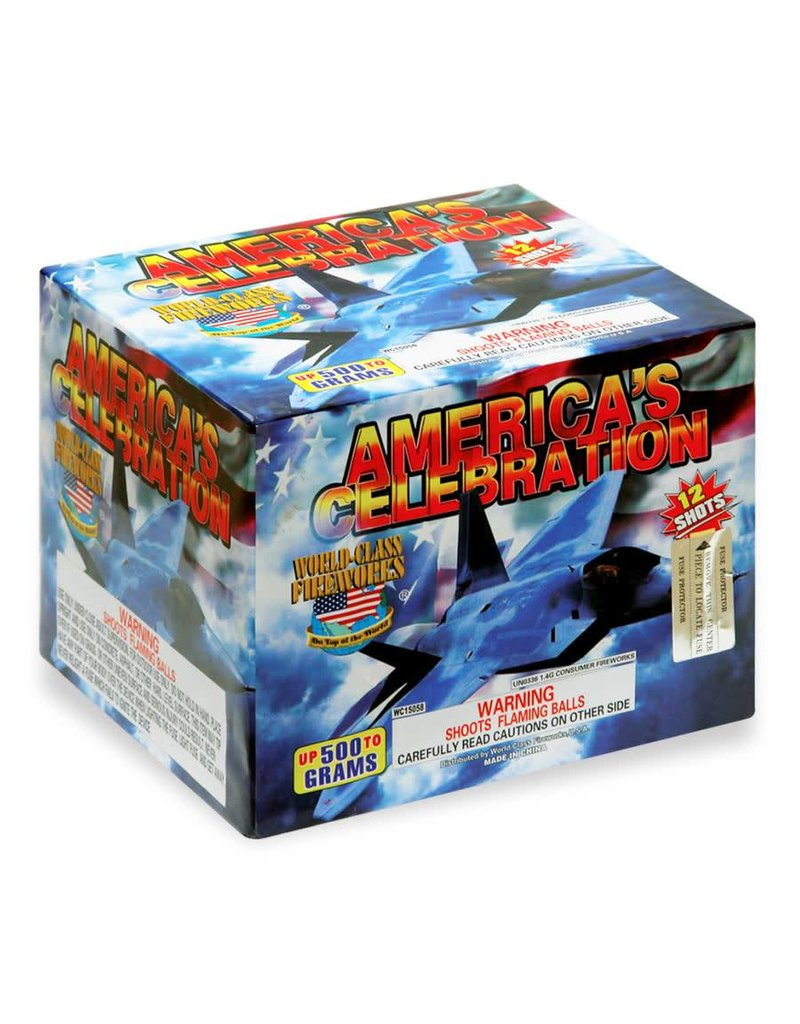 World Class America's Celebration - Case 4/1