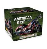 Cutting Edge American Ride - Case 4/1