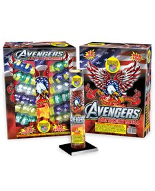 Avengers (Double & Triple Break) - Case 6/12