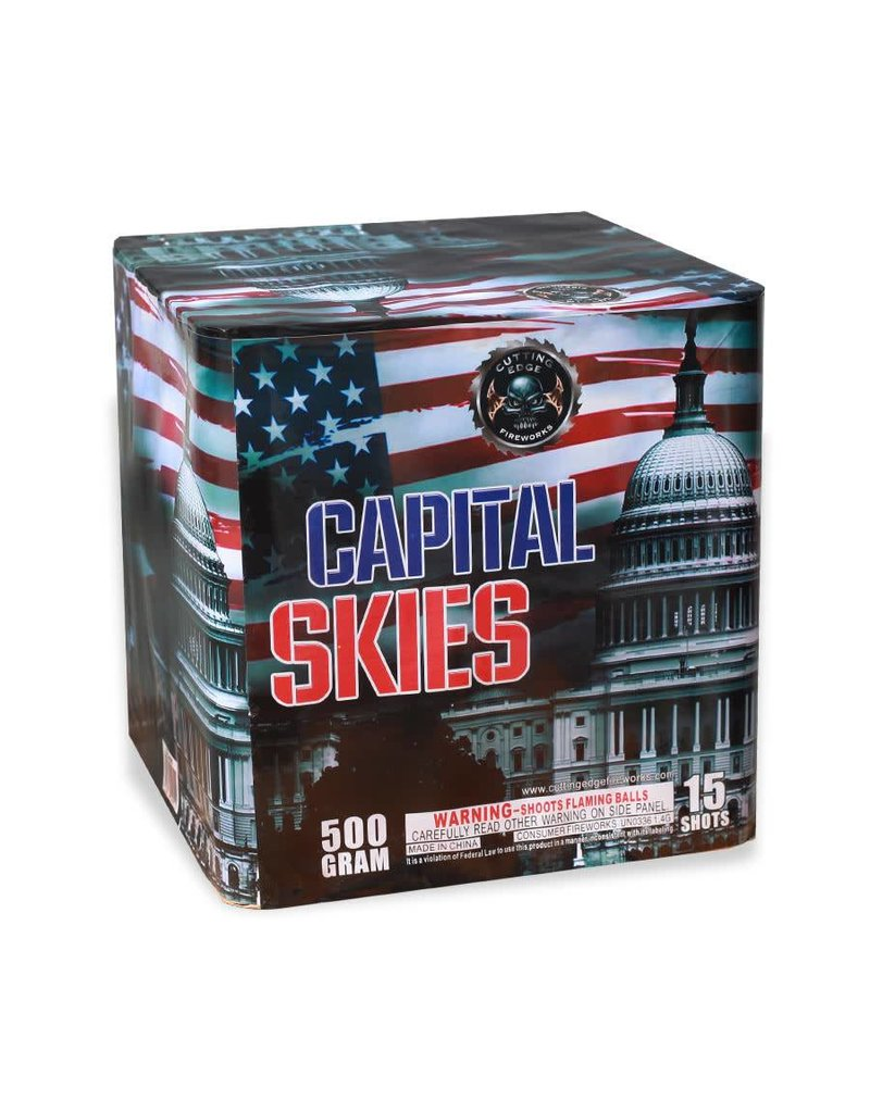 Cutting Edge Capital Skies - Case 4/1