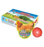 Boomer Chicken Blowing Balloon