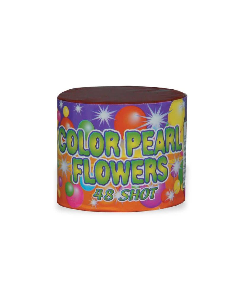 Boomer Color Pearl Flower 48s, BM - Case 80/1