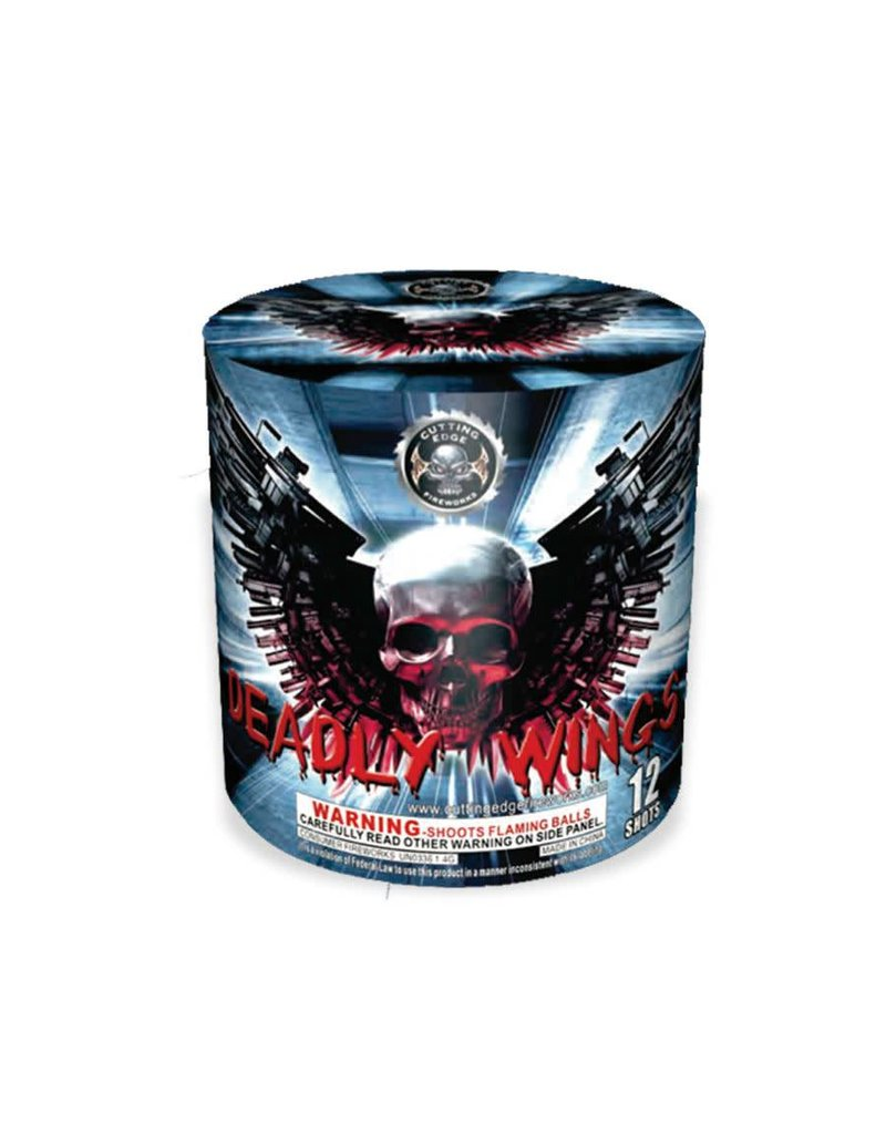 Cutting Edge Deadly Wings - Case 12/1