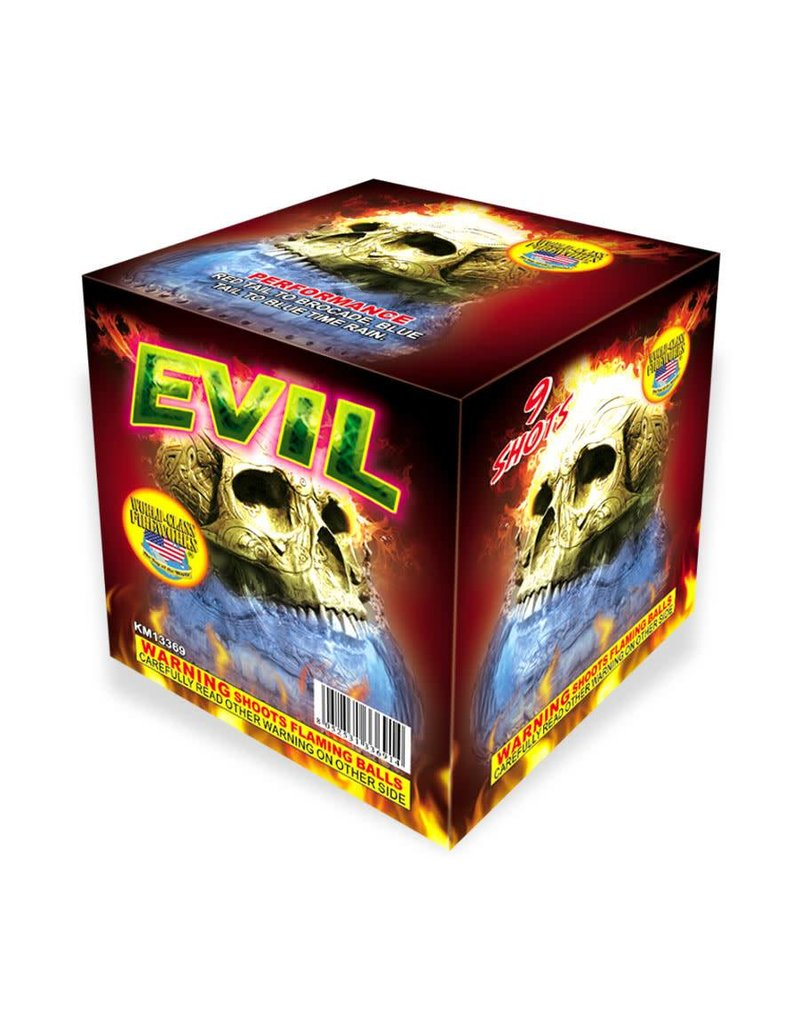 World Class Evil - Case 48/1