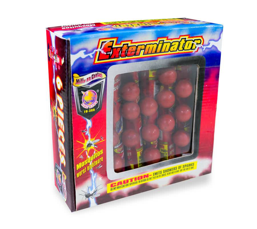 Mighty Max Exterminator - Box 6/1