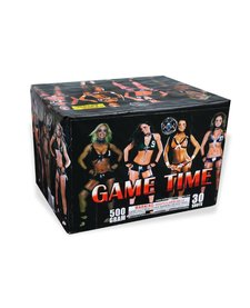 Game Time - Case 8/1