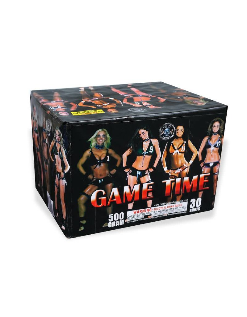 Cutting Edge Game Time - Case 8/1