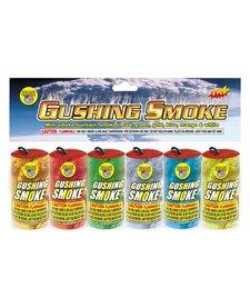 Gushing Smoke