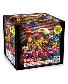 It's Go Time - Case 6/1