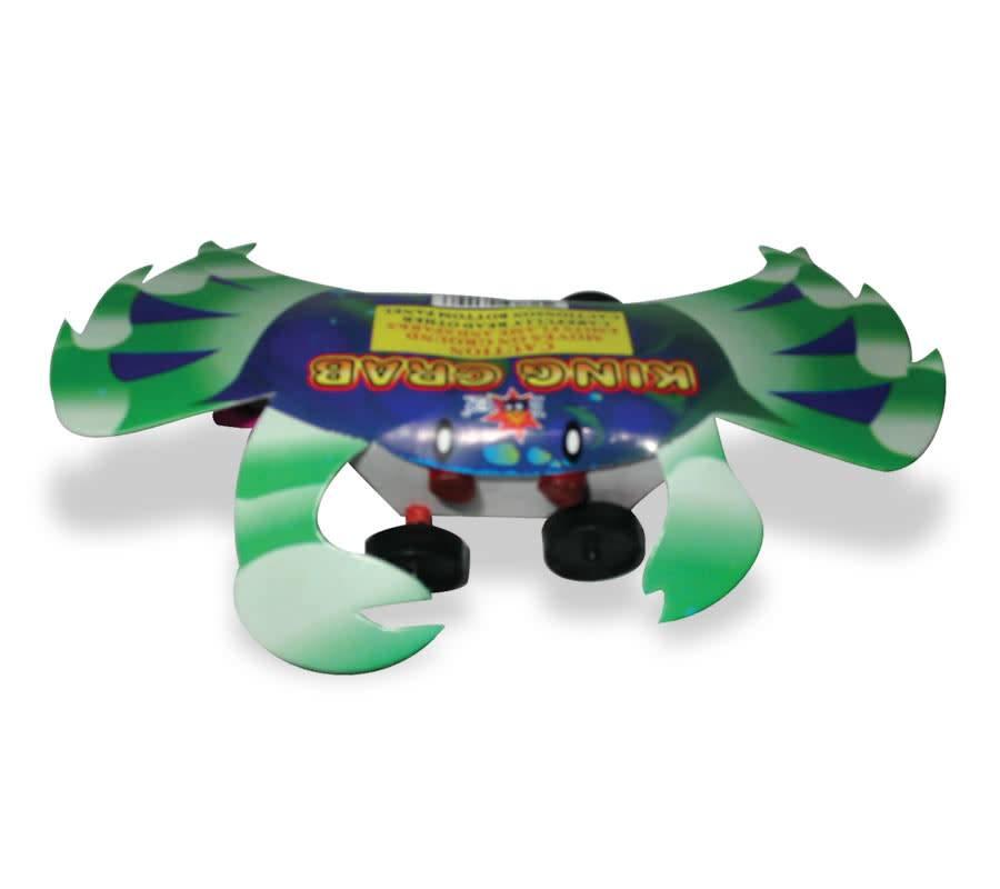 Boomer King Crab