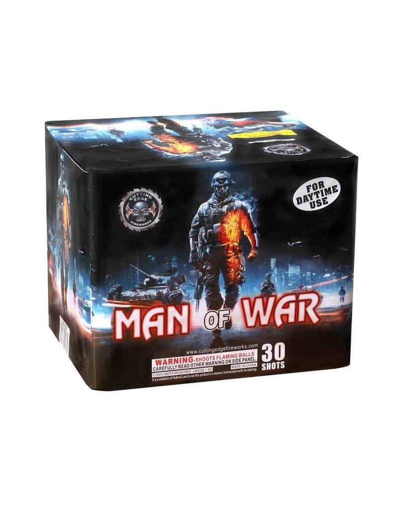 Cutting Edge Man of War