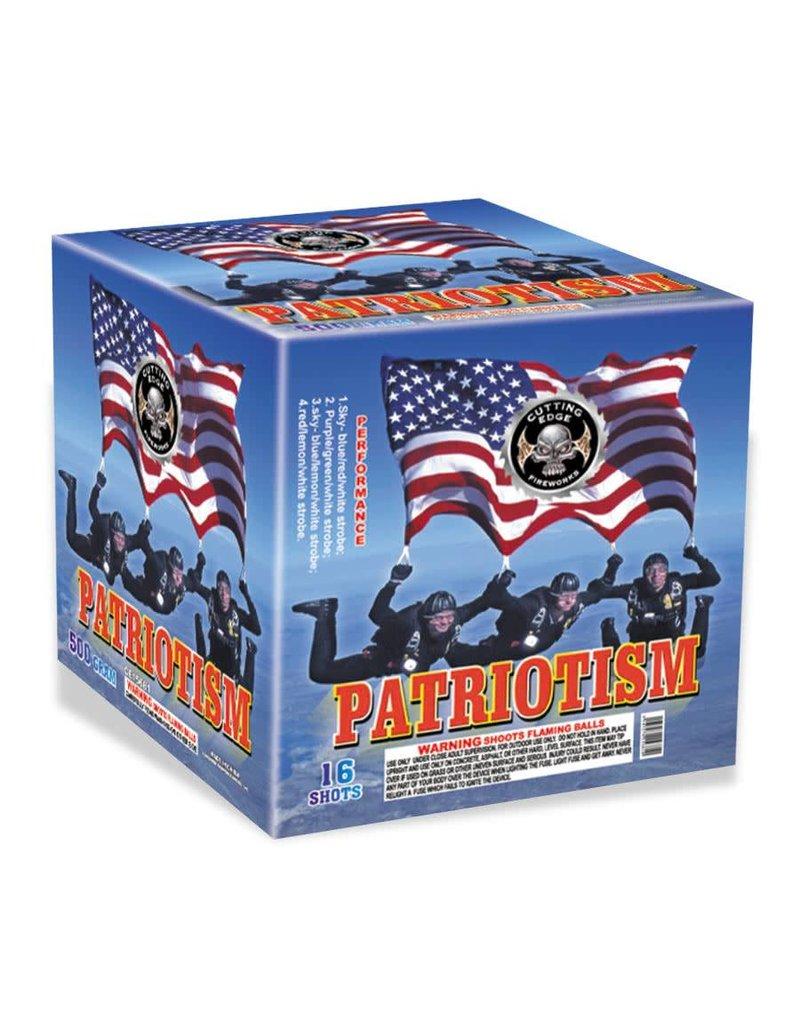 Cutting Edge Patriotism