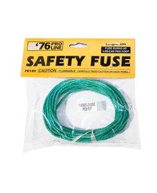 Safety Fuse PRO Line - Fast (20') - Case 48/1