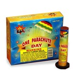 Boomer Single Day Parachute, BM - Pack 6/1
