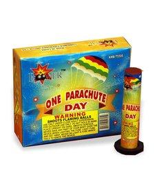 Single Day Parachute, BM - Pack 6/1