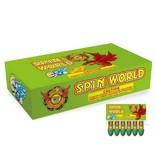 World Class Spin World - Pack 6/1