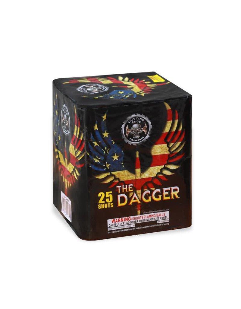 Cutting Edge The Dagger - Case 12/1